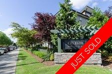 Surrey Apartment for sale: CELESTE 1 bedroom 615 sq.ft. (Listed 2019-01-14)